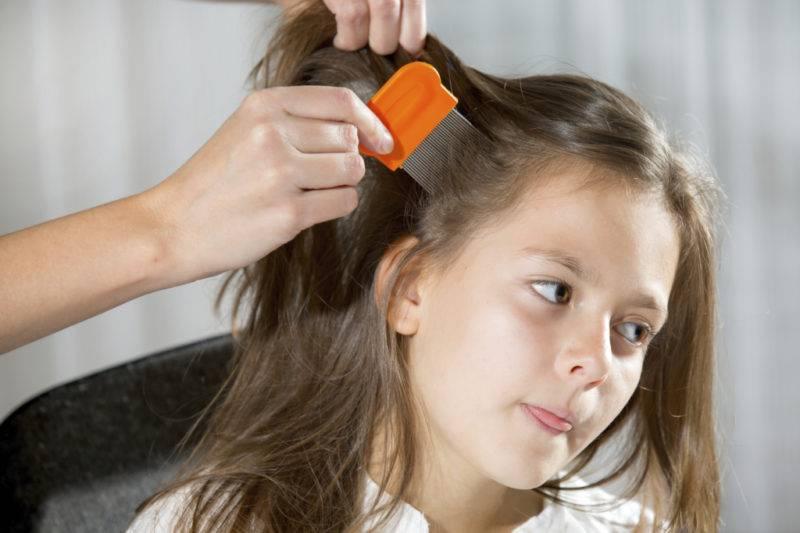 Как избавиться от головных вшей