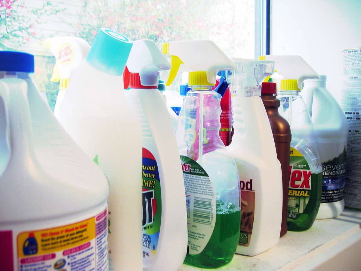 Чем мыть полы для дезинфекции