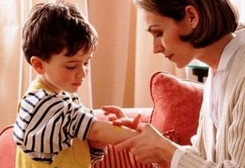 Мазь от укусов насекомых для детей