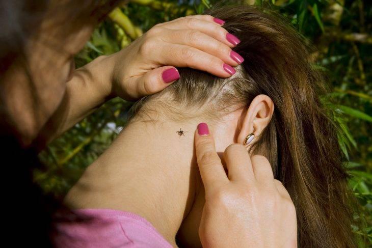 Боррелиоз симптомы у детей