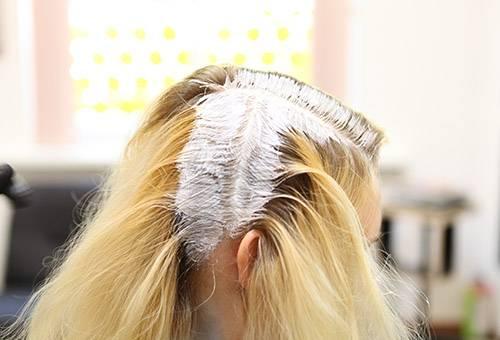 Можно ли краской для волос вывести вшей