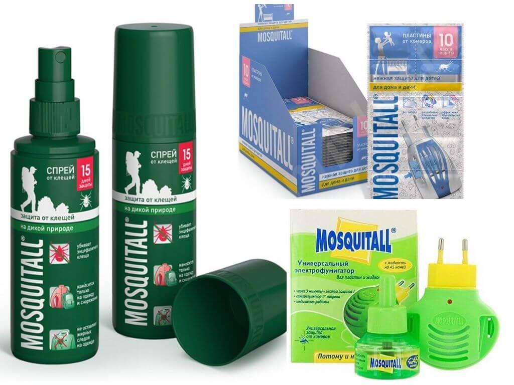 Крем от укусов насекомых для детей