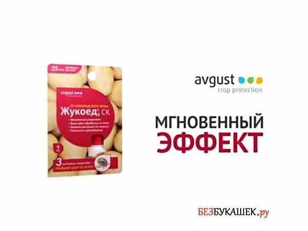 Жукоед ск