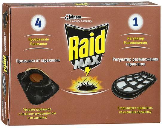 Лучшее средство против тараканов