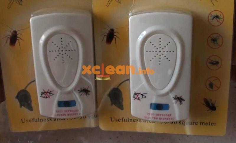 Защита от комаров дома