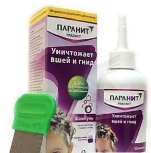 Паранит шампунь инструкция