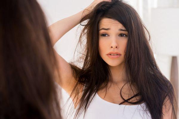 Бывают ли вши на окрашенных волосах